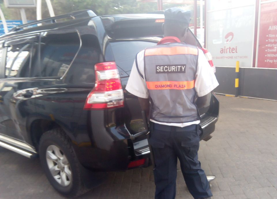 Soter Security Gaurd